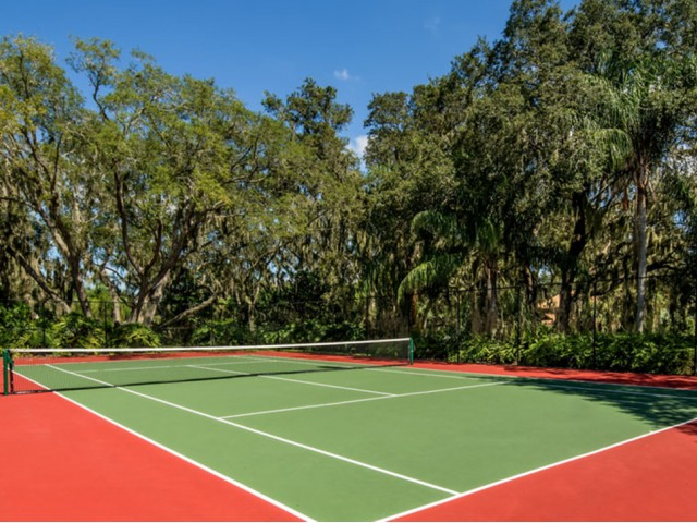 Image of Tennis Court for Summer Cove Apartments