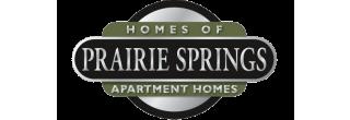 HOMES OF PRAIRIE SPRINGS