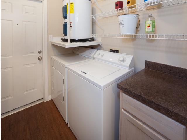 Image of Washer/Dryer Connections for HOMES OF PRAIRIE SPRINGS