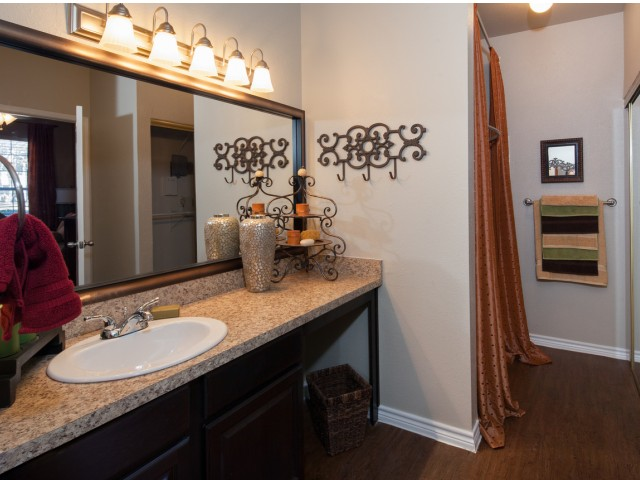 Image of *Mirrored Vanity for HOMES OF PRAIRIE SPRINGS