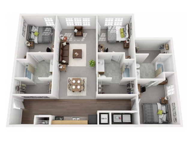 Floor Plans — The View Apartments in State College on fitness center plans, nightclub design plans, conference room plans, parking plans, security plans, putting green plans, boat ramp plans, tree fort plans, trellis design plans,