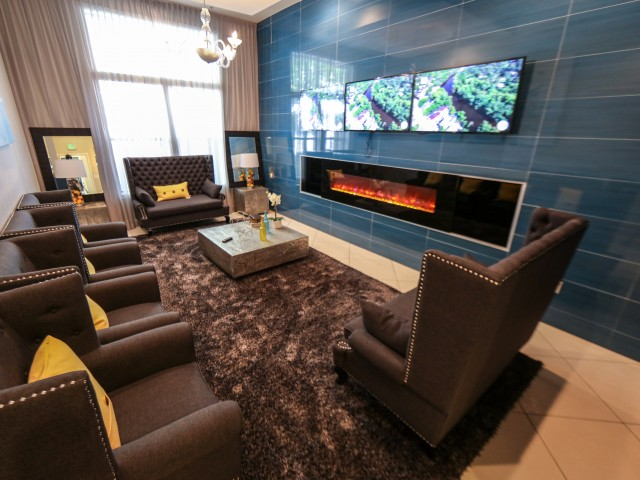 Image of TV Lounge for The Connection