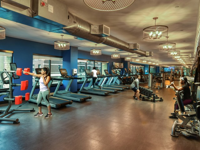 Image of Cardio & Strength Fitness Center for One On Centre