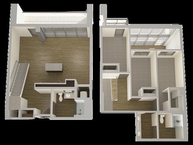 3 Bedroom 2 Bathroom City Home
