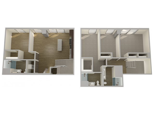 4 Bedroom 3 Bathroom City Home