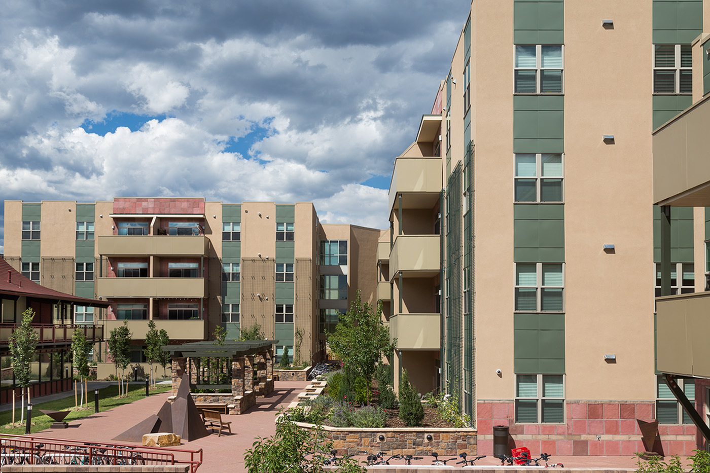 The Lotus Apartments In Boulder Co