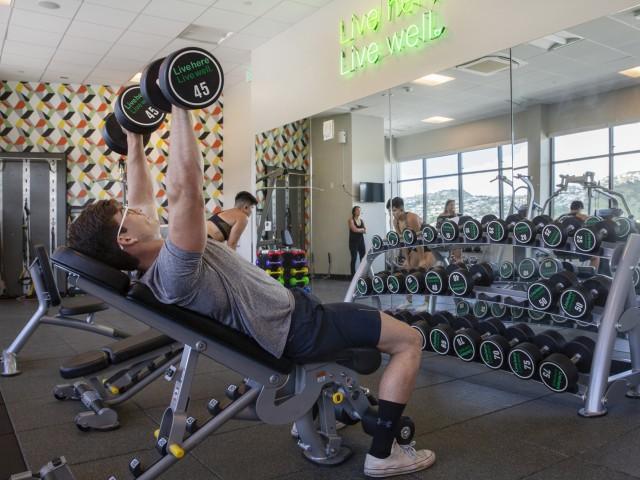 Flex Friendly Fitness Center
