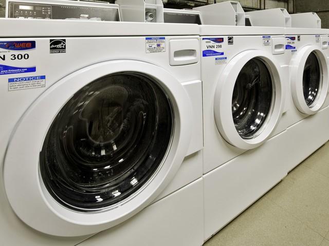 Resident Laundry Facility
