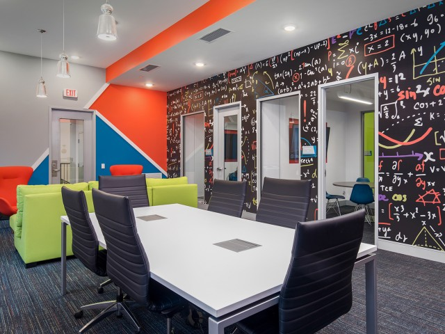 Study Lounge and Rooms