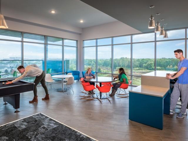 Top Floor Sky Lounge