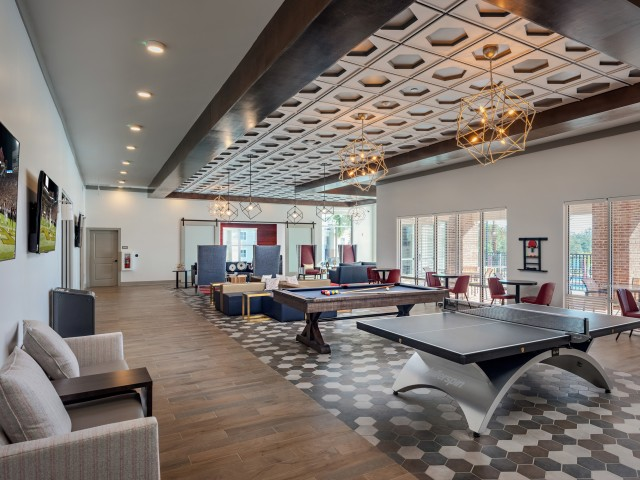 Resident Club Lounge