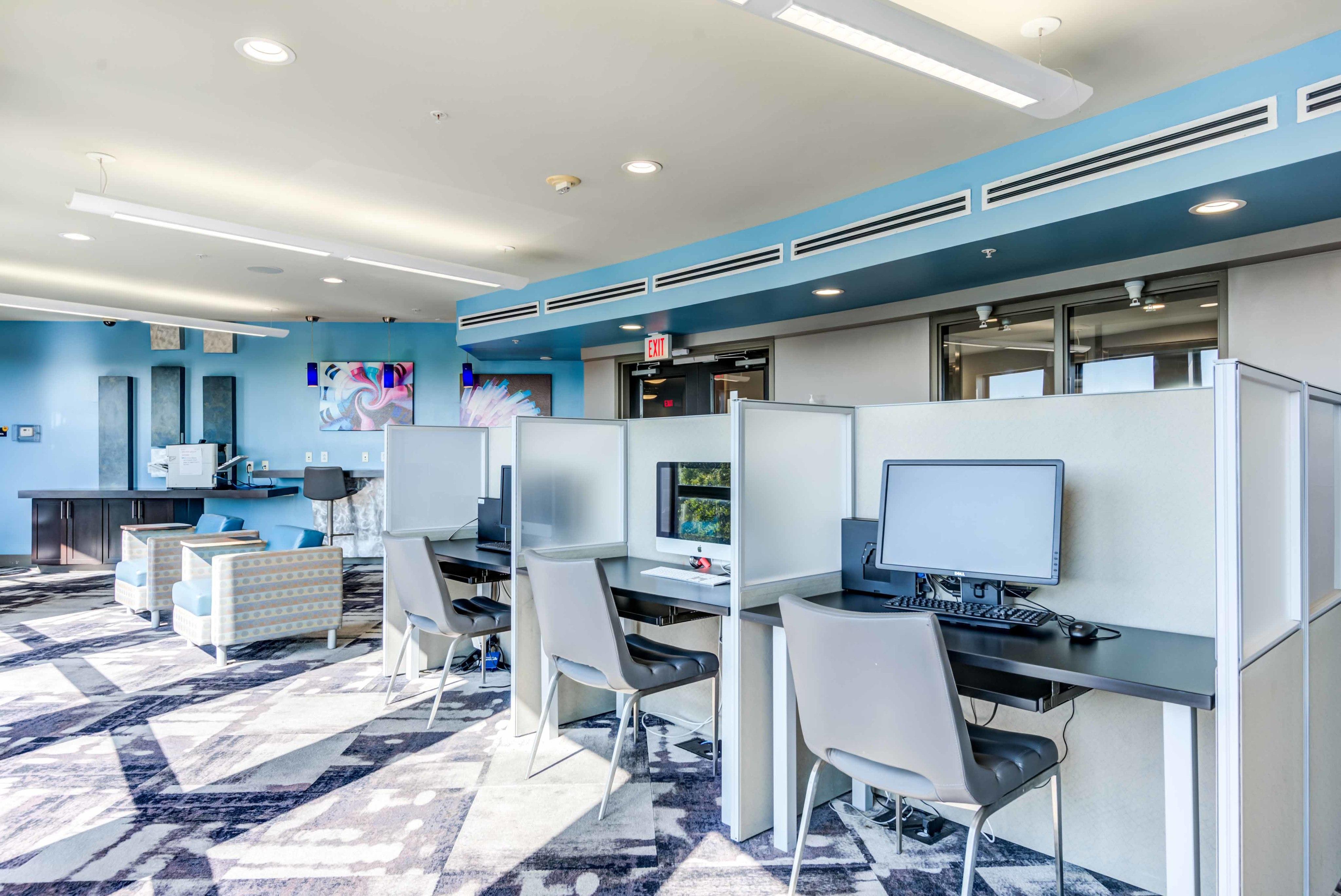 Resident Business Center 1