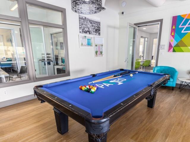 Billiards, Ping Pong & Shuffleboard