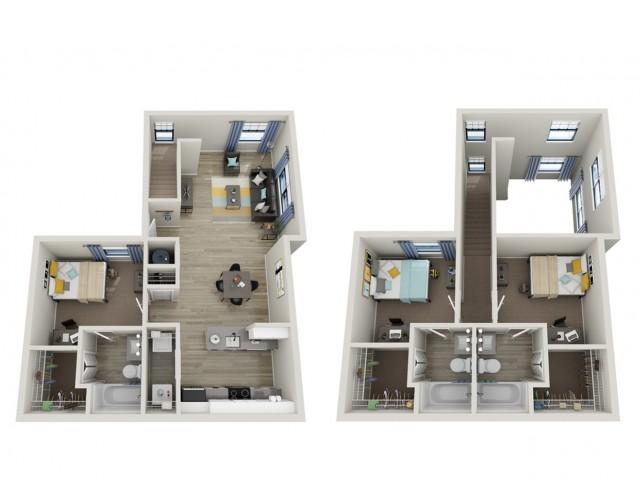 3 Bedroom, 3 Bathroom Renovated