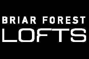Briar Forest Lofts Logo | Energy Corridor Apartments Houston | Briar Forest Lofts