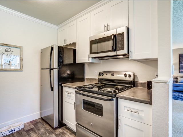 Image of Stainless Steel Appliances for Avana San Jose