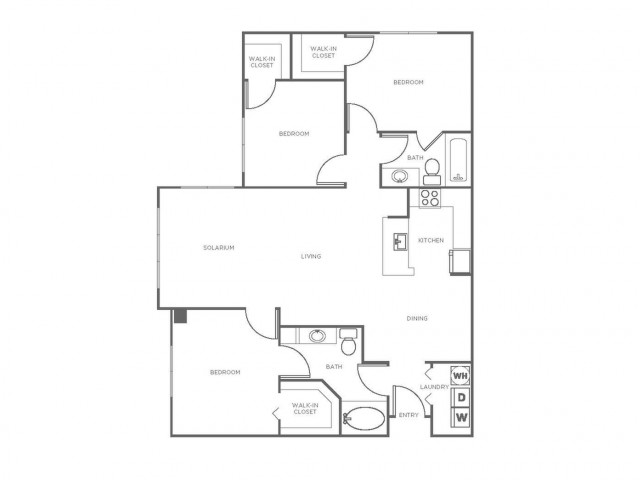 C5 | 3 bed 2 bath | from 1388 square feet