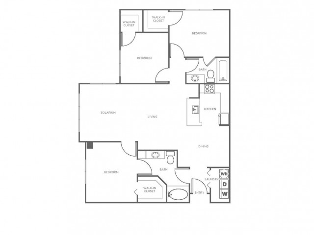 C5R | 3 bed 2 bath | from 1388 square feet