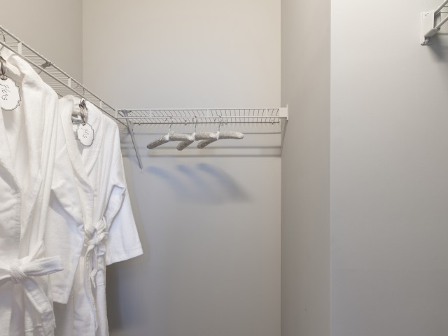 Image of Walk-in closet for Aventine Fort Totten