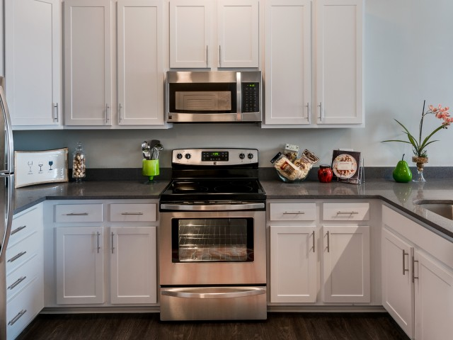 Image of Gourmet kitchens for Aventine Fort Totten