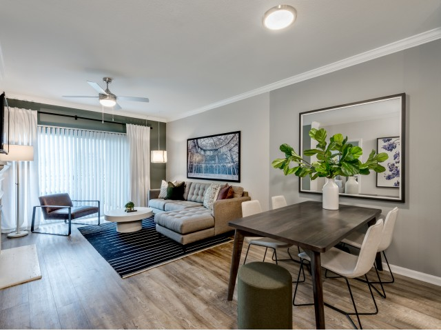 Image of Large windows – Enjoy abundant natural light throughout your home. for Ashton at Dulles Corner