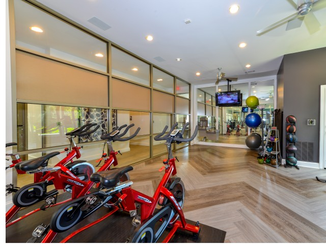Image of Fitness center for Avana North Point