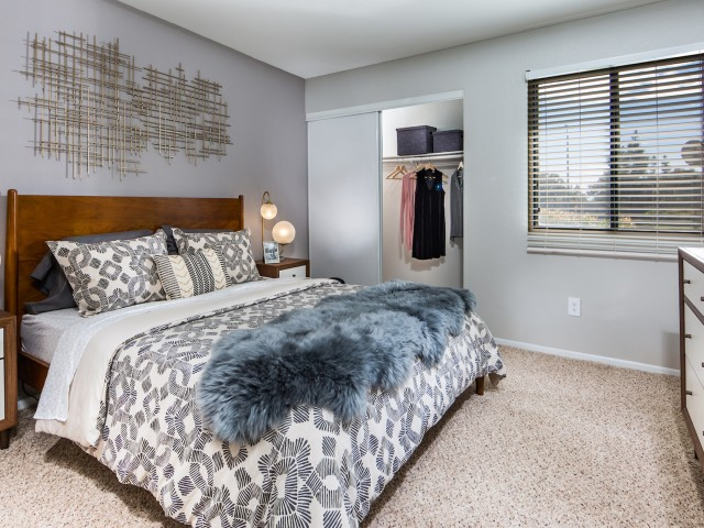 Image of Plush carpeting in bedroom areas for Avana Rancho Cucamonga
