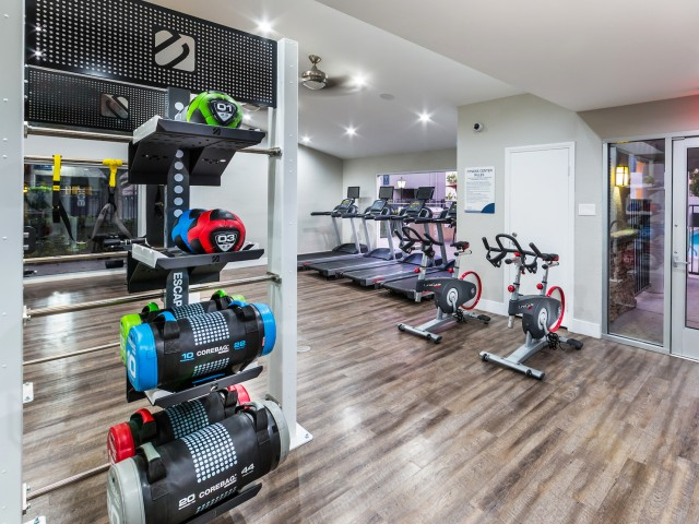 Image of State-of-the-art fitness center for Avana Rancho Cucamonga