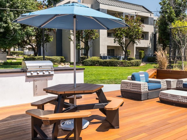 Image of 3 BBQ grilling area for Avana Rancho Cucamonga