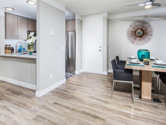 Image of Gorgeous Driftwood Style Flooring for Avana Rancho Palos Verdes