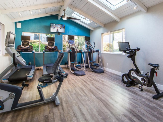 Image of 24-hour Fitness Center for Avana Rancho Palos Verdes