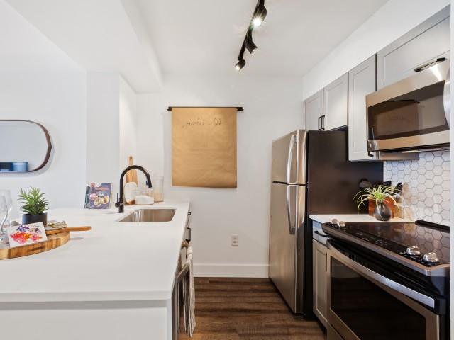 Image of Gourmet kitchens for Observer Park