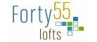 Forty55 Lofts Home Page