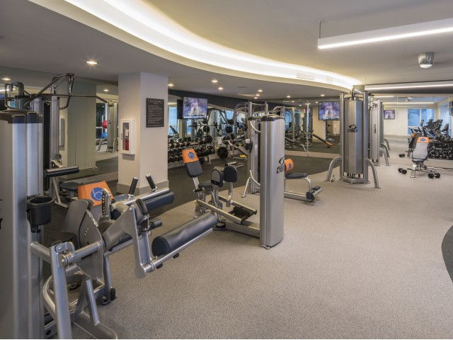 Image of 24-Hour State-of-the-Art Fitness Center & Training Studio for Boca City Walk