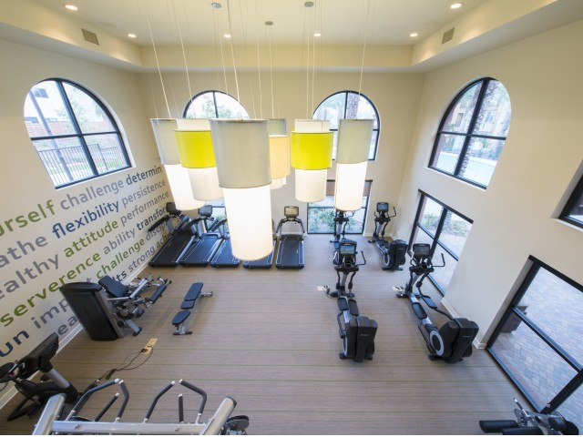 Image of Fitness center for Verge