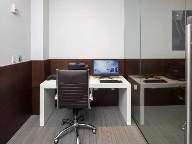 Image of 24-hour business center for Intown