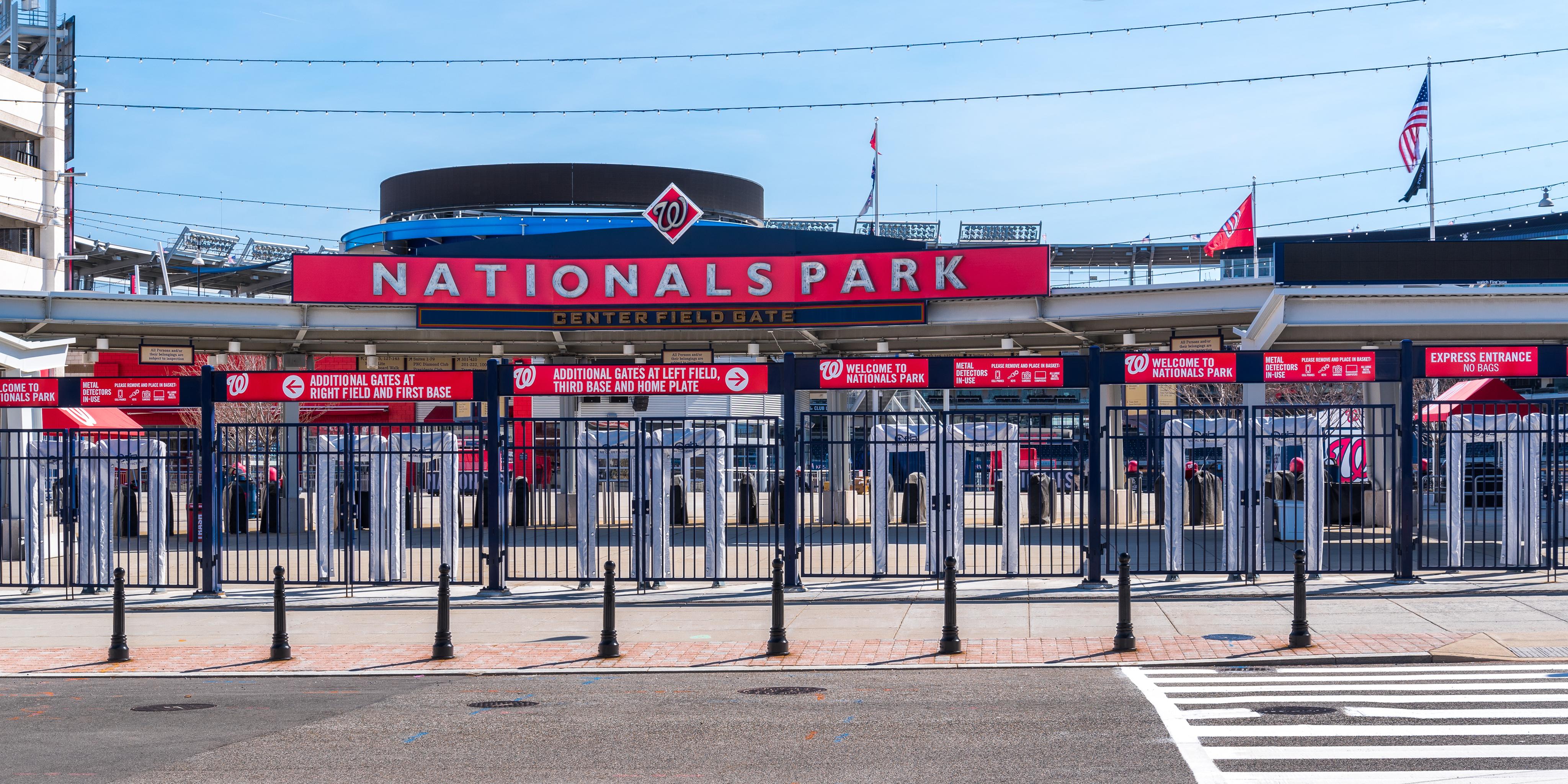 National\'s Park Stadium