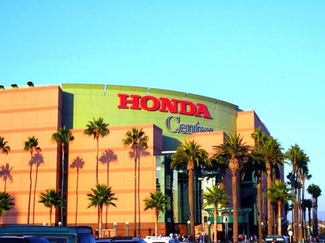 Honda Center