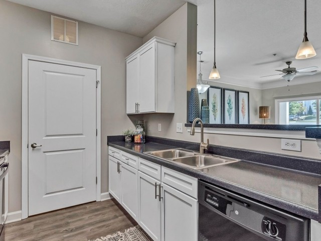 """48"""" shaker-style cabinetry"""
