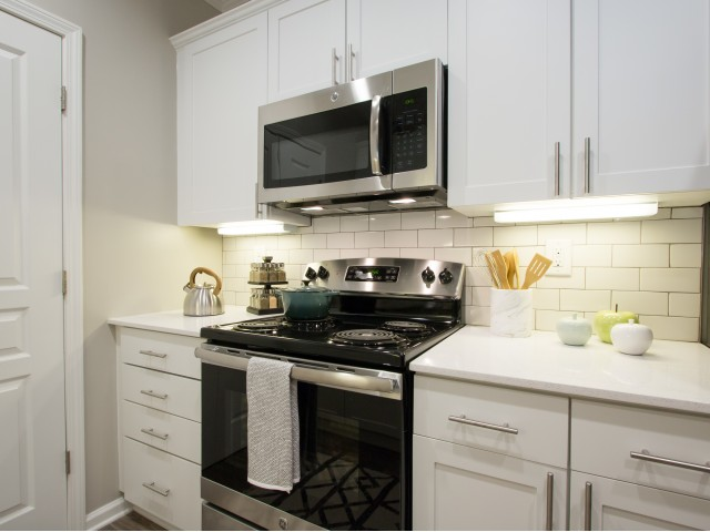 Energy efficient stainless-steel appliances