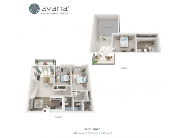 Cape Town - Sophisticated 3 bedroom