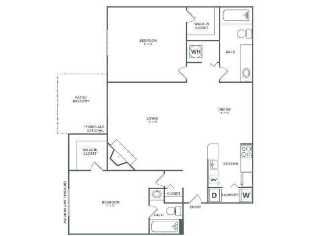 B2R Maple RENO   2 x 2   935 sq ft
