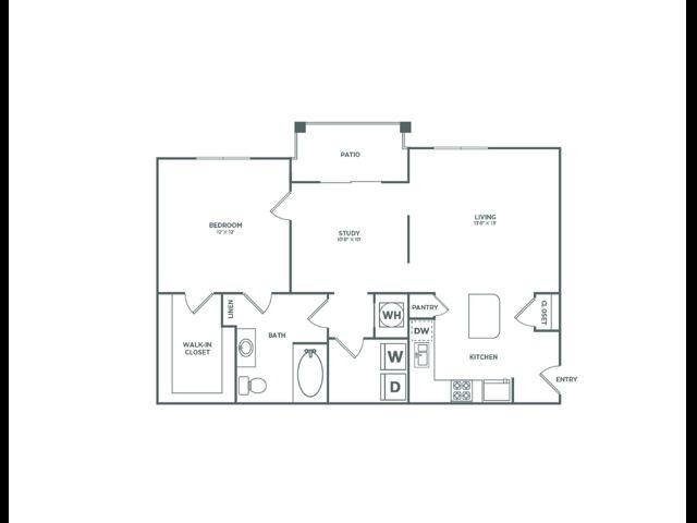 Marquis Floor Plan