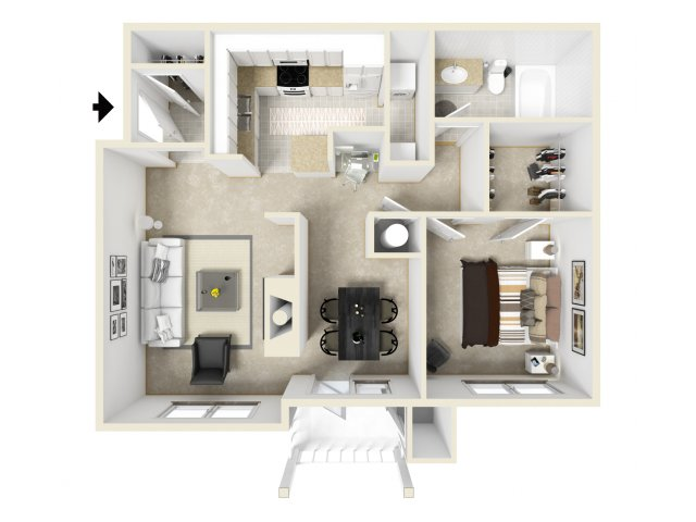 Wesley Stonecrest Apartment Homes