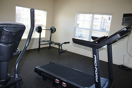 Image of Fitness Center for Rutledge Place Apartments