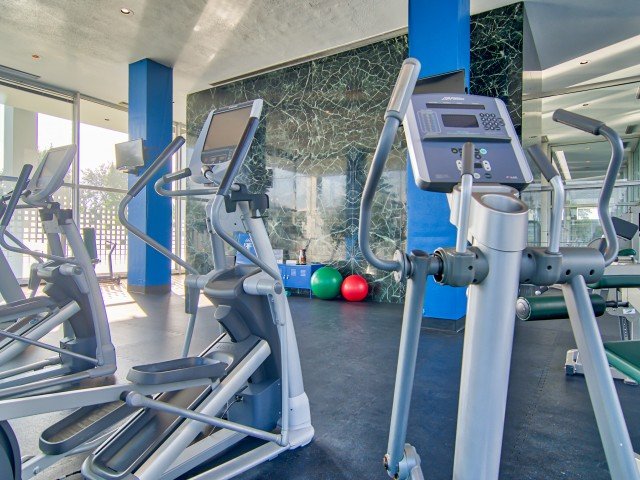 Image of Fitness Center for Lafayette Towers