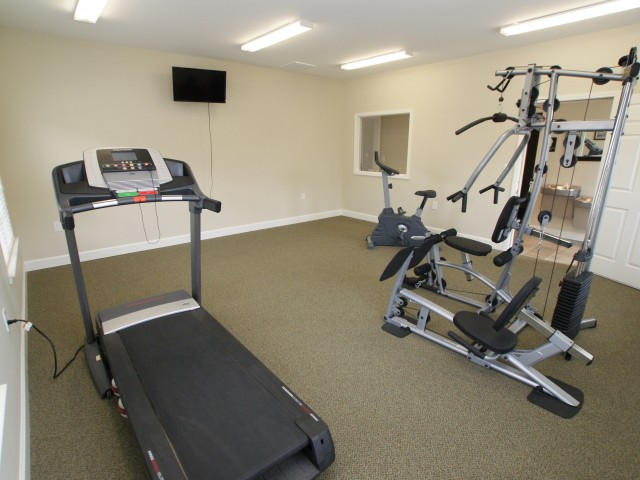 Image of Fitness Center for Alton Place Apartments