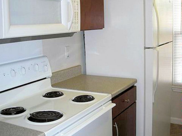 Image of Electric Range for Dogwood Place Apartments