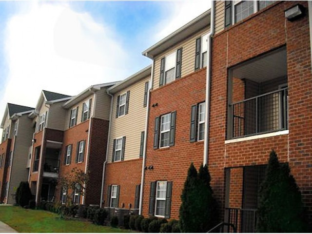Image of Balcony for Dogwood Place Apartments