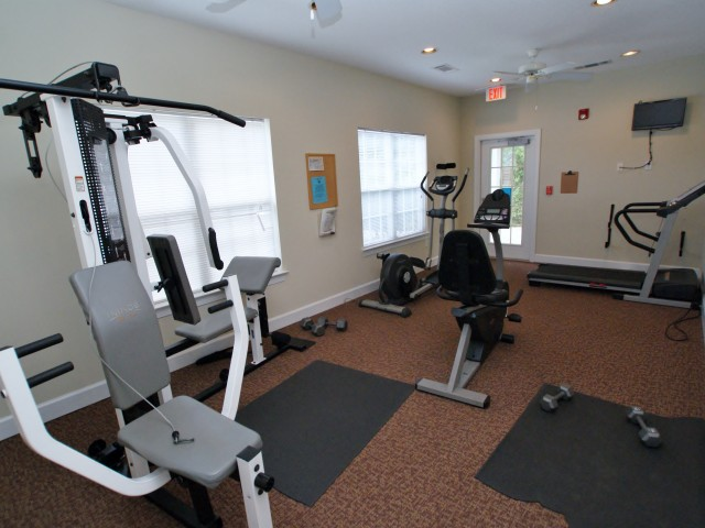 Image of Fitness Center for Dogwood Place Apartments